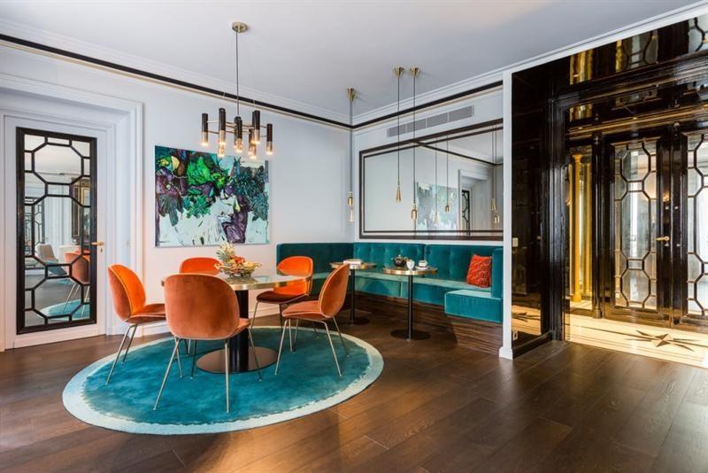 Revenda residencial de prestígio apartamento Paris 6ème 4750000€ - Fotografia 7