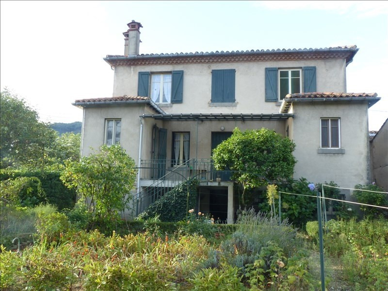 Vente maison / villa Mazamet 158000€ - Photo 1