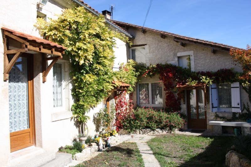 Vente maison / villa Brantome 164900€ - Photo 1