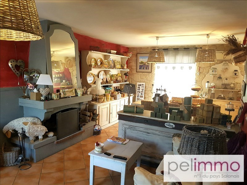 Vente maison / villa Senas 230000€ - Photo 3