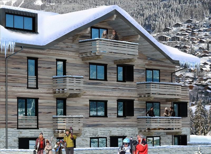 Verkoop van prestige  appartement Morzine 1050000€ - Foto 5