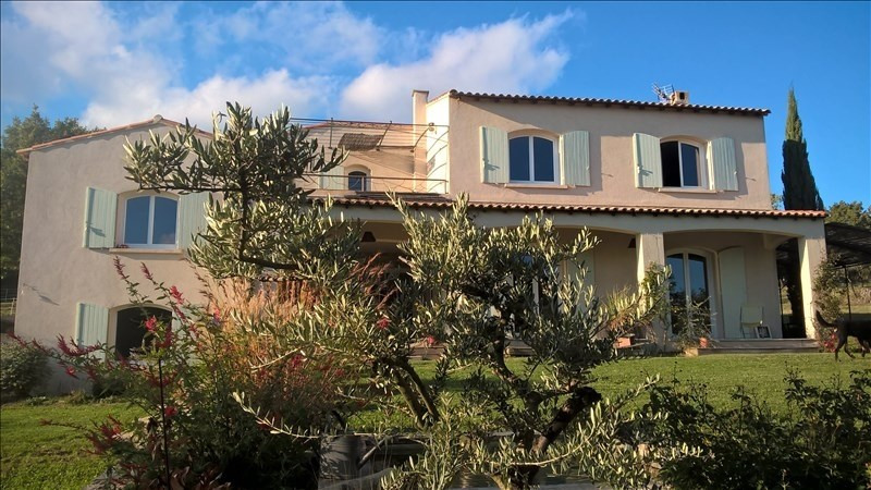 Deluxe sale house / villa Pierrevert 895 000€ - Picture 1