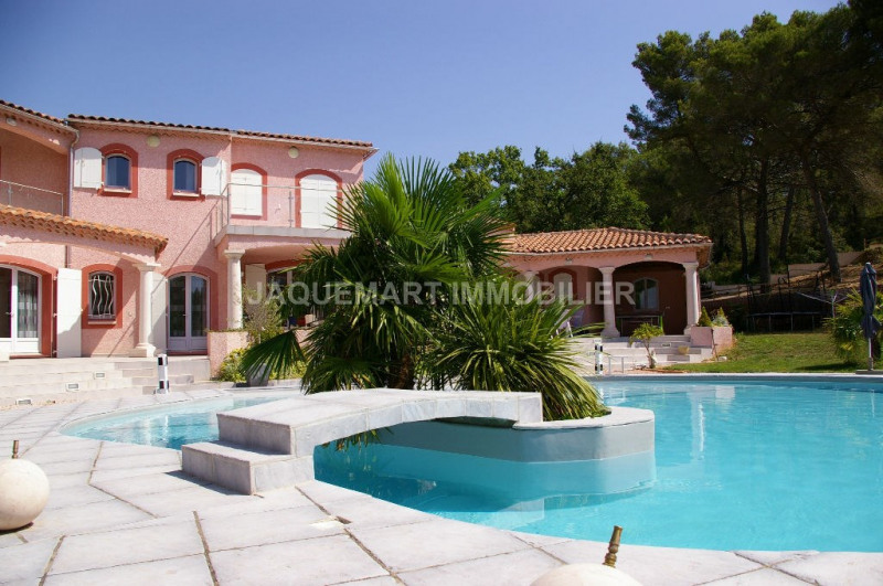 Vacation rental house / villa Lambesc 2 200€ - Picture 1