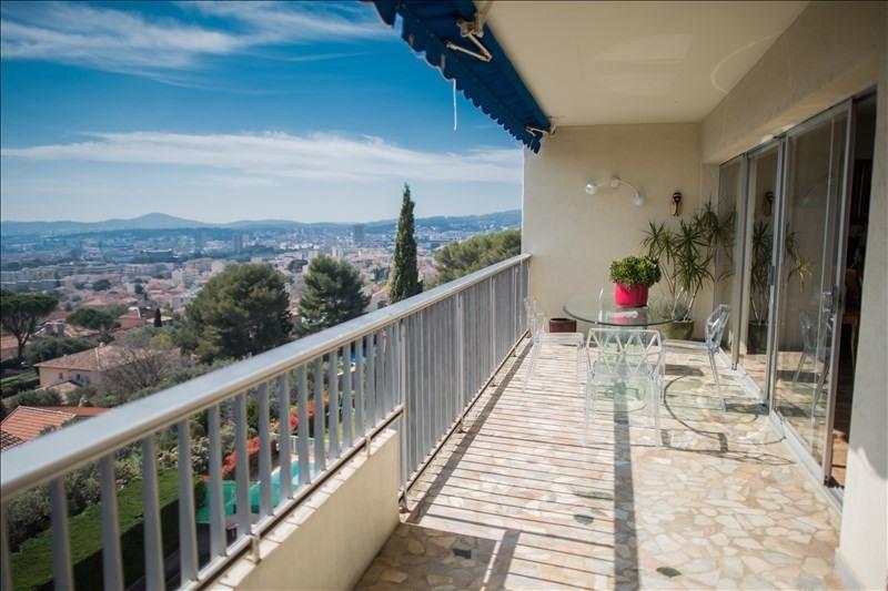 Immobile residenziali di prestigio appartamento Toulon 550000€ - Fotografia 4