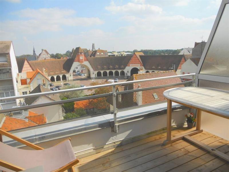 Locação para as férias apartamento Le touquet 600€ - Fotografia 1
