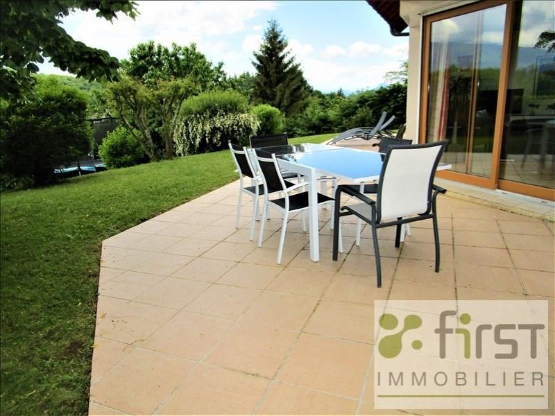 Deluxe sale house / villa Talloires 710000€ - Picture 2