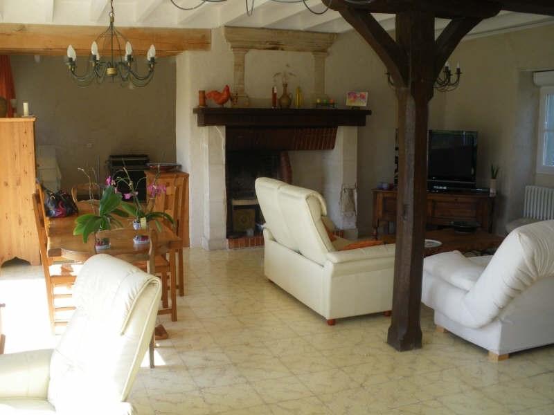 Vente maison / villa Buxeuil 217300€ - Photo 3