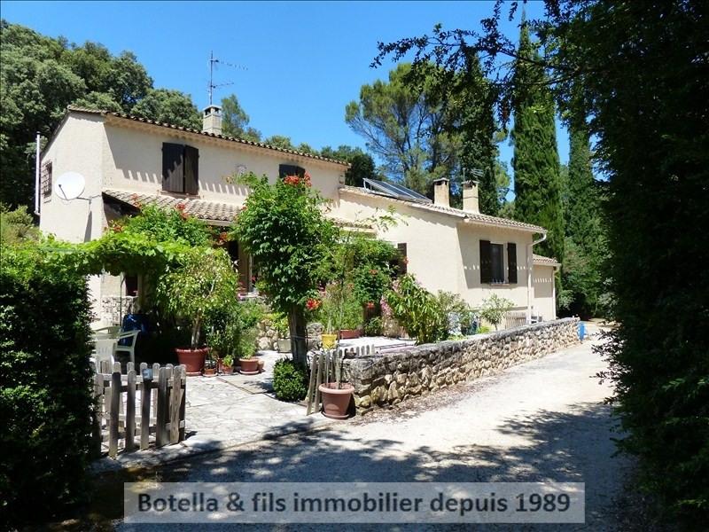 Vente maison / villa Goudargues 399900€ - Photo 7