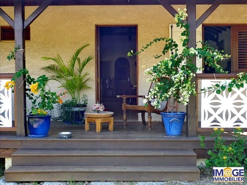 Sale house / villa St martin 399000€ - Picture 1