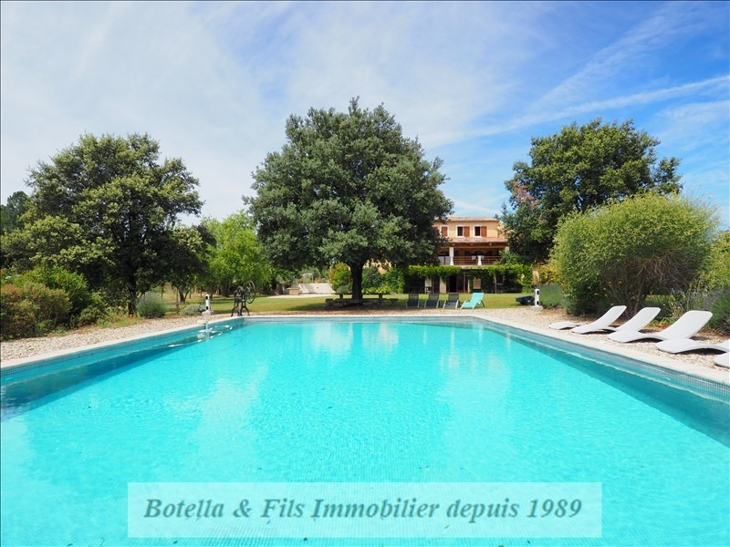 Immobile residenziali di prestigio casa Laudun 960000€ - Fotografia 1