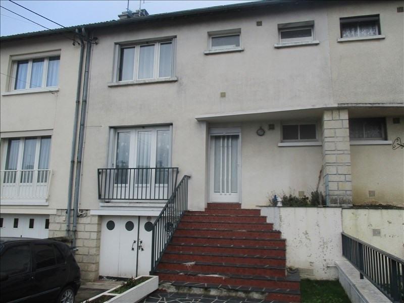 Vente maison / villa Villers cotterets 148500€ - Photo 1