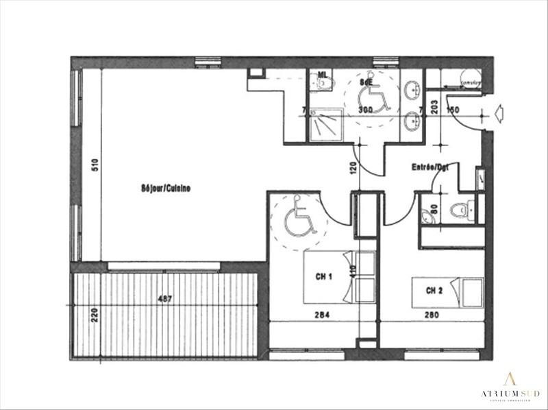 Sale apartment St raphael 340000€ - Picture 2