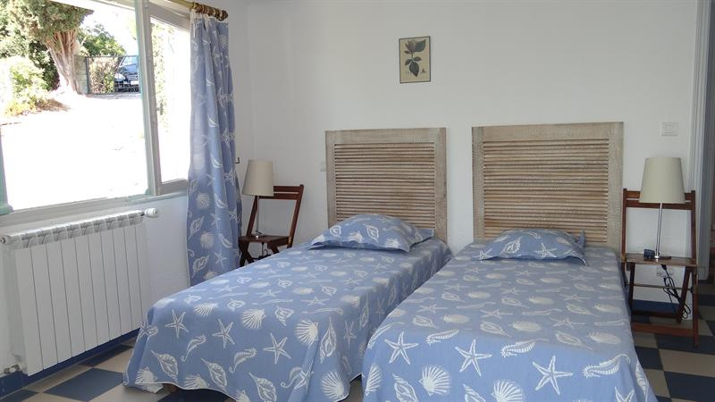 Vacation rental house / villa Cavalaire sur mer 1 500€ - Picture 24
