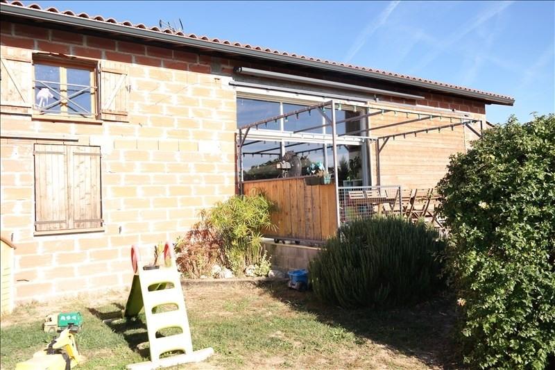 Vente maison / villa Grisolles 325500€ - Photo 1