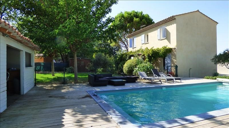Vente maison / villa Aubignan 320 000€ - Photo 1