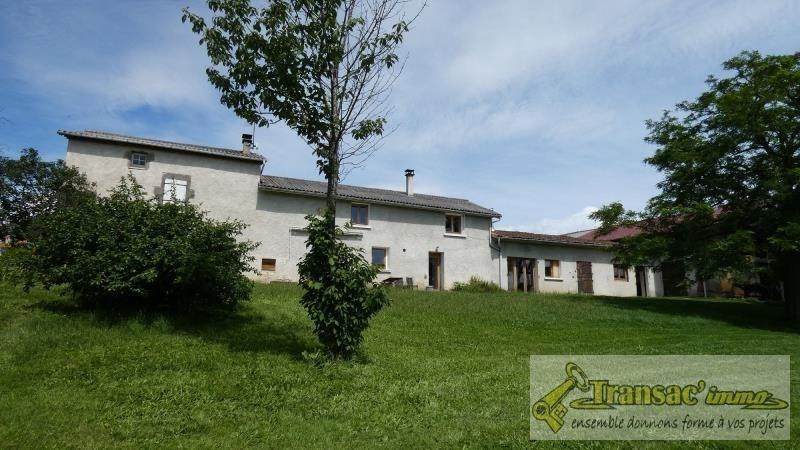 Sale house / villa Courpiere 316500€ - Picture 1