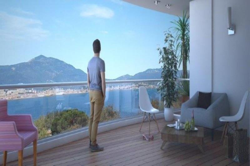 Sale apartment Porticcio 431331€ - Picture 3
