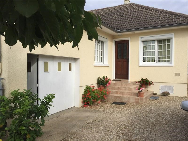 Vente maison / villa Roches premarie andille 168000€ - Photo 2