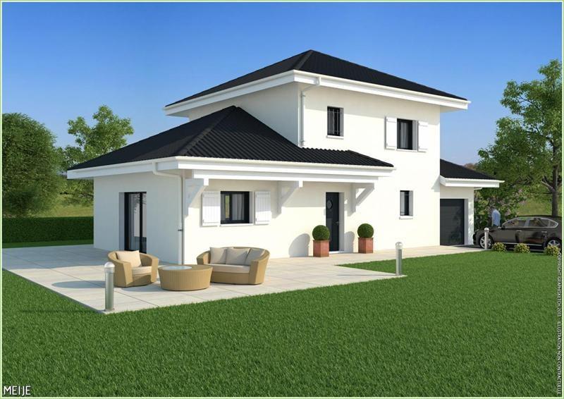Maison  5 pièces + Terrain 1000 m² Etaux par MAISONS ET CHALETS DES ALPES MCA
