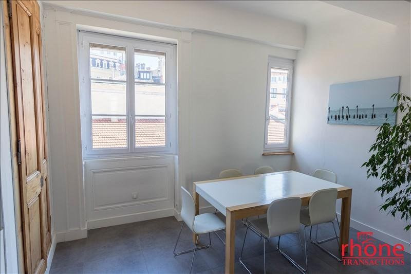 Vente de prestige appartement Lyon 1er 555 000€ - Photo 5