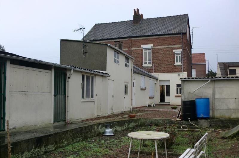 Sale house / villa Libercourt 163000€ - Picture 2
