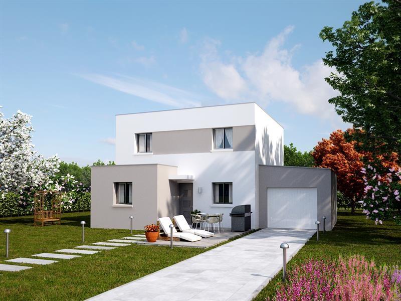 Maison  7 pièces + Terrain 580 m² Bouleurs par MAISONS KERBEA