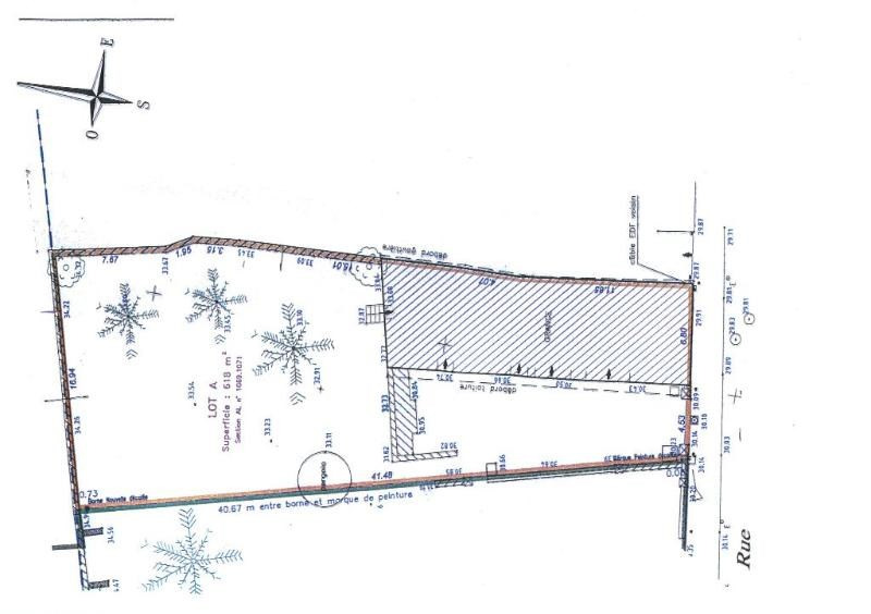 Vente terrain Thorigny sur marne 285000€ - Photo 1