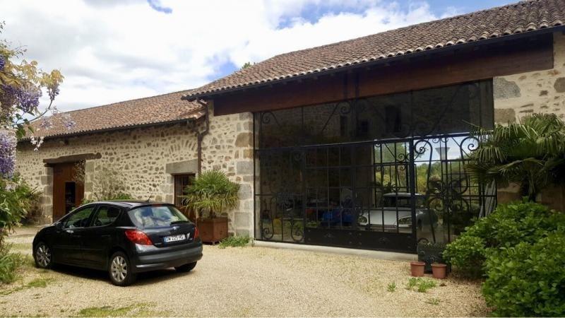 Vente de prestige maison / villa Nontron 595000€ - Photo 1