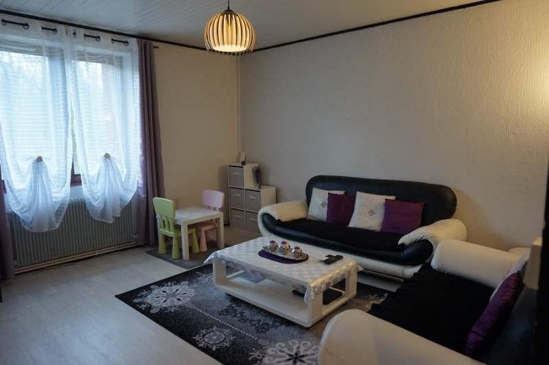 Verkoop  appartement Pont-evêque 84000€ - Foto 7