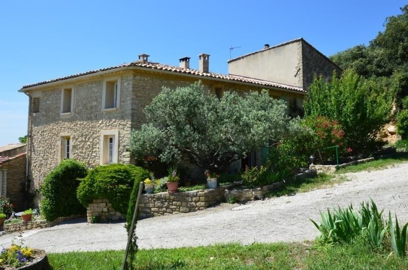 Vente de prestige maison / villa St pierre de vassols 761000€ - Photo 1