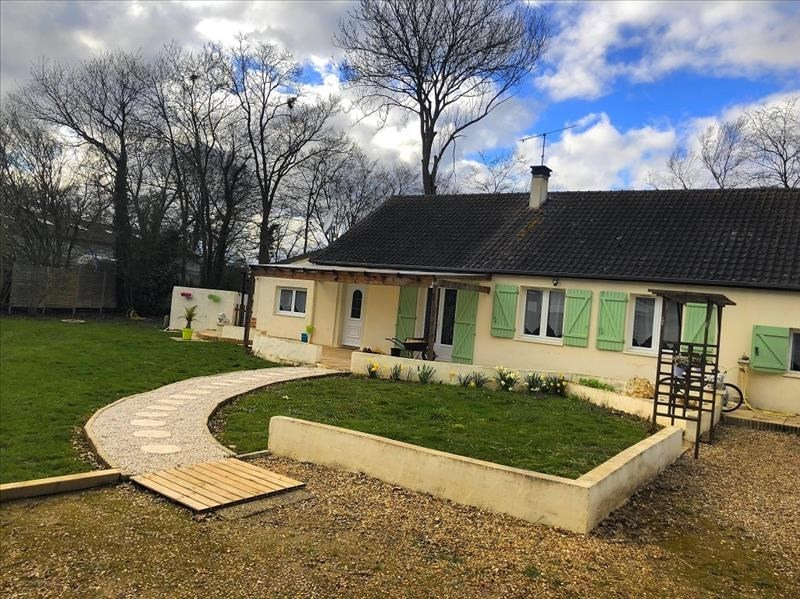 Verkoop  huis Nogent le roi 208400€ - Foto 1