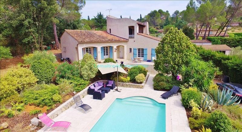 Vente de prestige maison / villa Peymeinade 640000€ - Photo 2