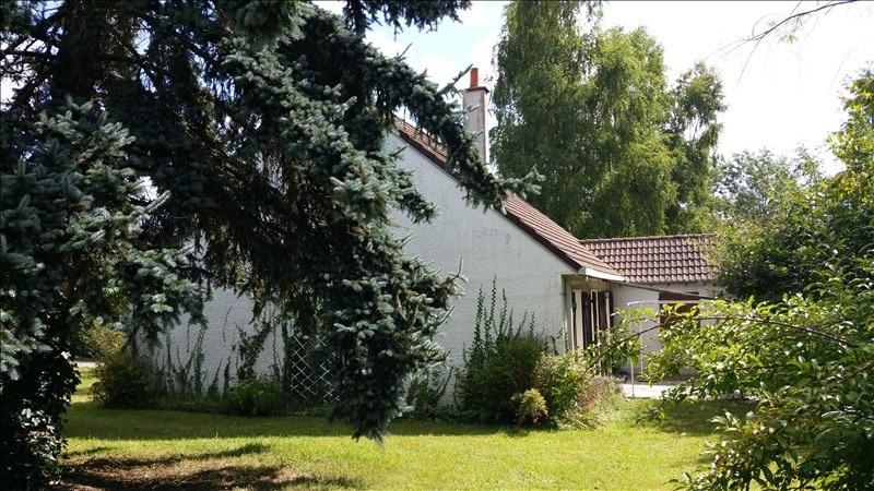 Sale house / villa Vannes sur cosson 144000€ - Picture 2