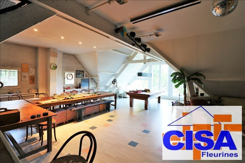 Sale house / villa Verneuil en halatte 430000€ - Picture 9