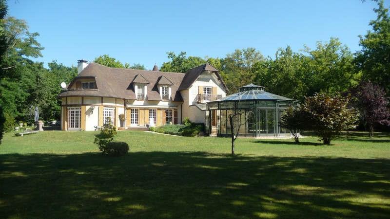 Deluxe sale house / villa Gouvieux 988000€ - Picture 1