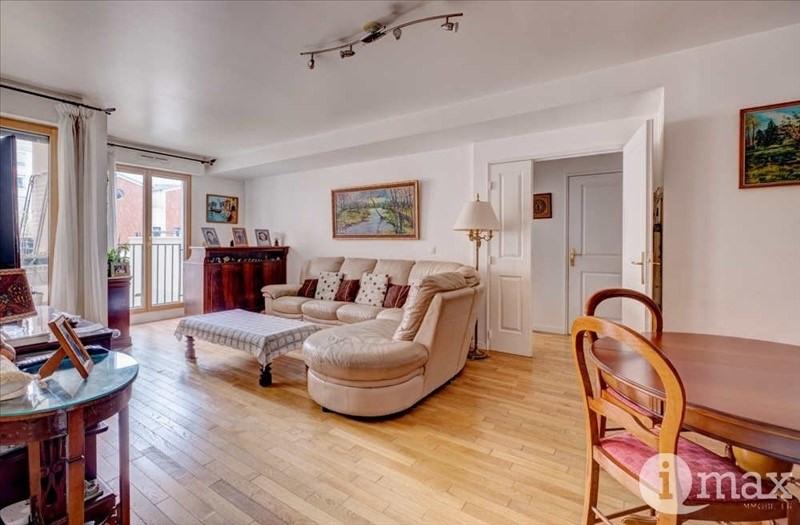 Vente appartement Courbevoie 699000€ - Photo 1