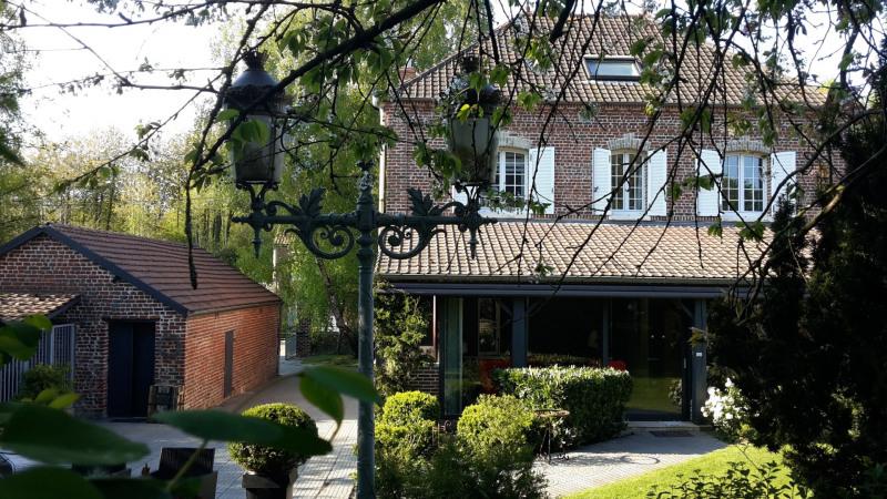 Sale house / villa Axe thérouanne lillers 301600€ - Picture 1