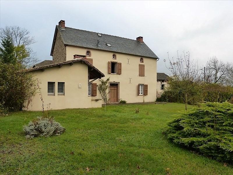 Sale house / villa Moulares 210000€ - Picture 1