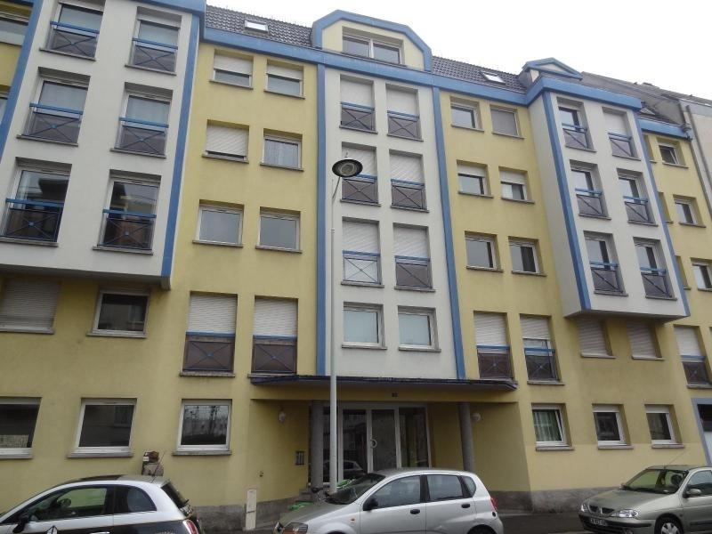 Location appartement Strasbourg 460€ CC - Photo 1