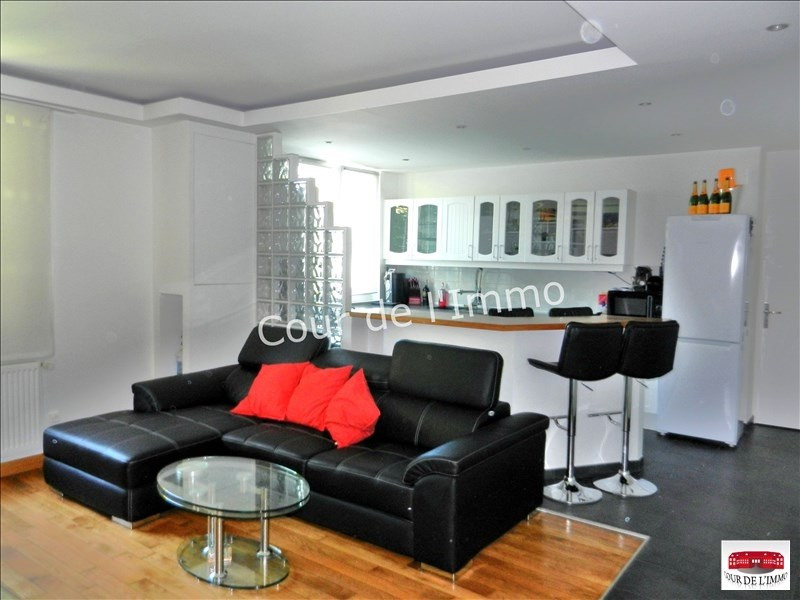 Sale apartment Ville la grand 209 000€ - Picture 1