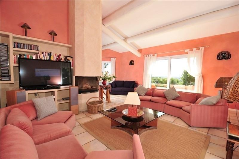 Vente de prestige maison / villa Le barroux 895000€ - Photo 5