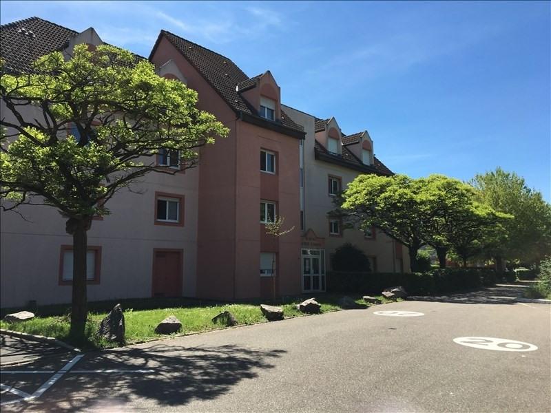 Rental apartment Illkirch graffenstaden 315€ CC - Picture 5