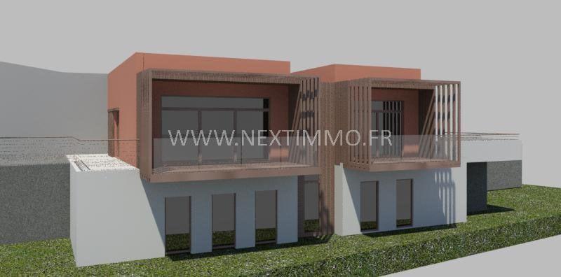 Vendita terreno Menton 330000€ - Fotografia 2
