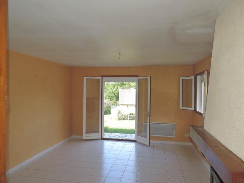 Vente maison / villa Long 121000€ - Photo 5