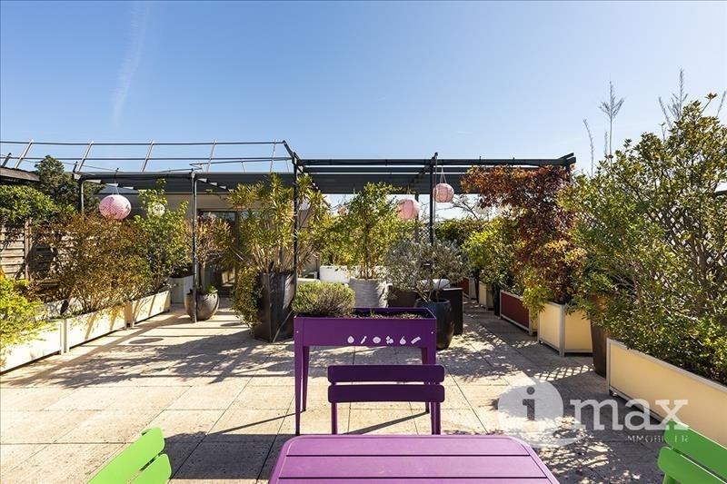 Vente de prestige appartement Levallois perret 1399000€ - Photo 10