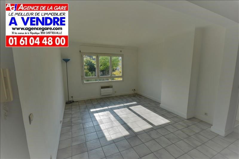 Vente appartement Sartrouville 159 500€ - Photo 1