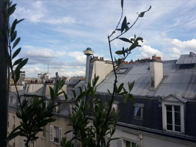 Alquiler  apartamento Paris 17ème 1465€ CC - Fotografía 7