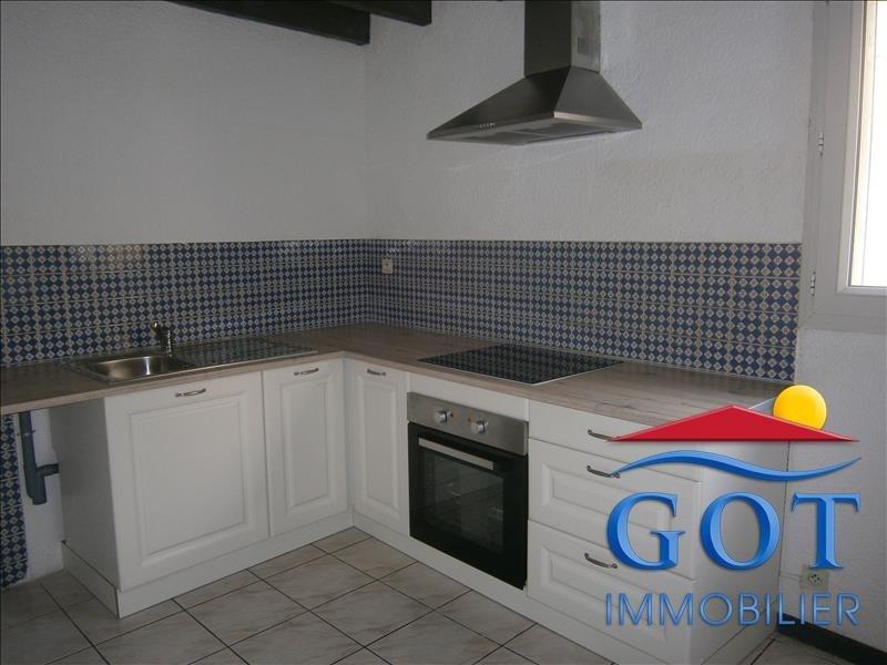 Location appartement Claira 550€ CC - Photo 1