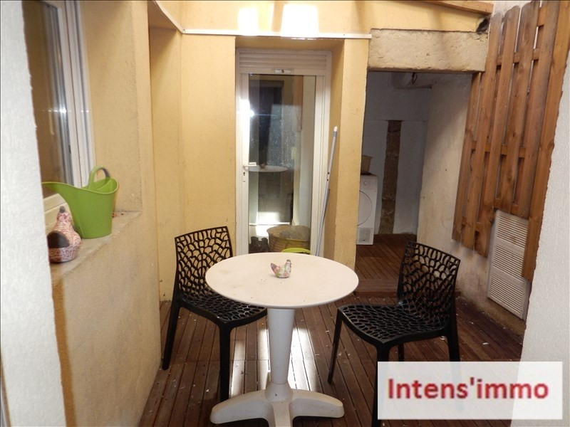 Sale apartment Romans sur isere 54 500€ - Picture 1