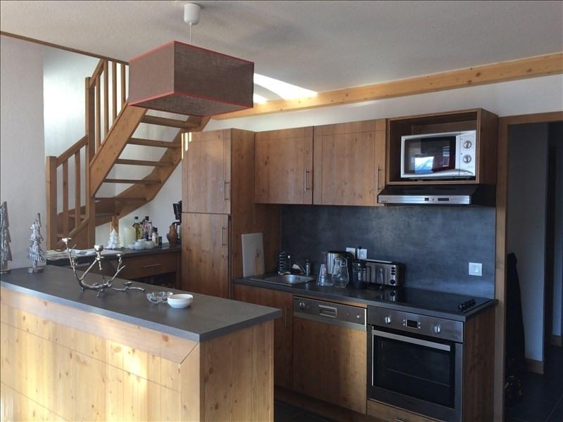 Vente de prestige appartement Les arcs 570000€ - Photo 5
